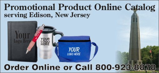 Promotional Products Edison, New Jersey